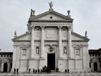 HIGH RENAISSANCE ARCHITECTURE, North Italy; Facade of San