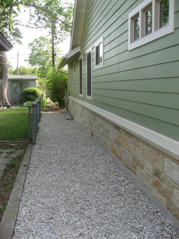 front side yard landscaping