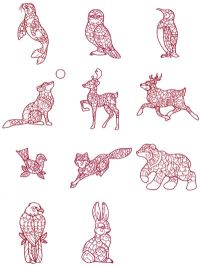 119 best redwork embroidery images on Pinterest