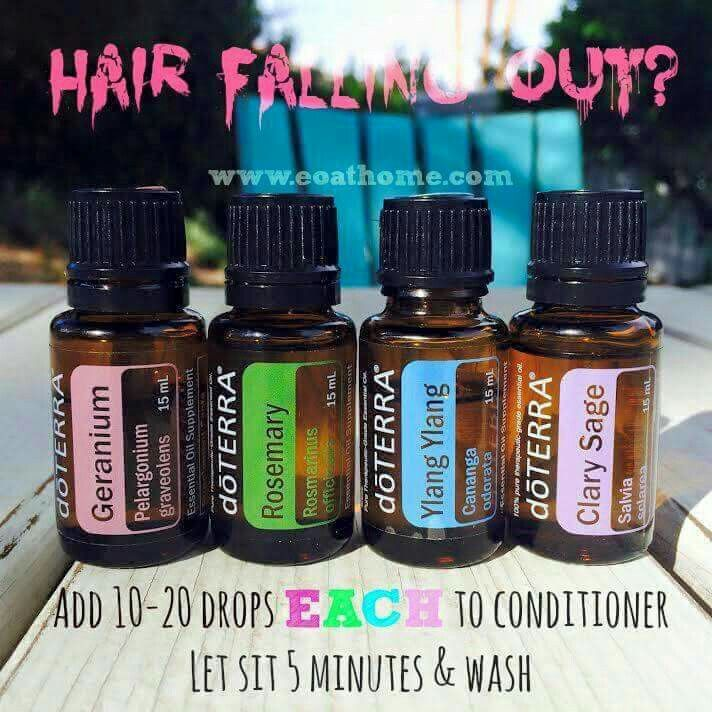 Hair Falling Out Try This Essential Oil Treatment