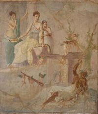 1000+ images about Ancient roman painting on Pinterest ...