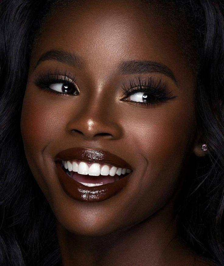 25 best ideas about Lipstick for dark skin on Pinterest