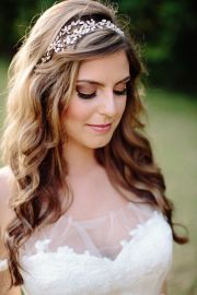 wedding headband ideas