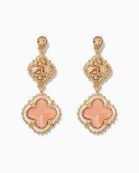 17 Best images about Quatrefoil Jewelry on Pinterest | Van ...