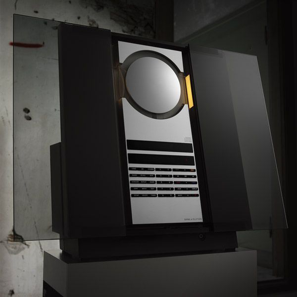 Audio System CD BeoSound 3200 Bang  Olufsen   Pinterest  Bangs Audio system and Audio