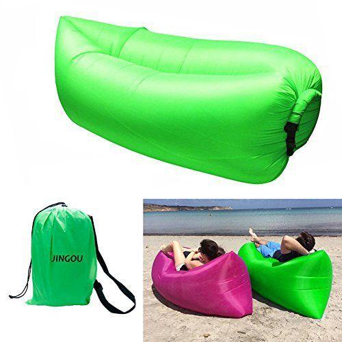 chaise longue gonflable canape avec sac de transport hamac air canape lit gonflable piscine flotteur pour