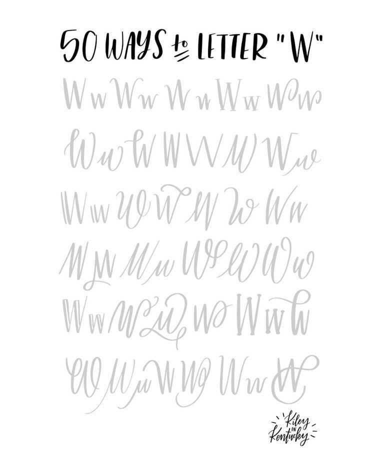 1000+ ideas about Chalkboard Lettering Alphabet on