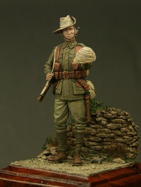 Private 11bn Australian Imperial Force Gallipoli Click