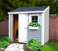 25+ best ideas about Small sheds on Pinterest | Small wood ...