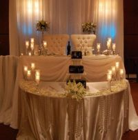 17 Best images about Weddings- Sweetheart table ideas on ...