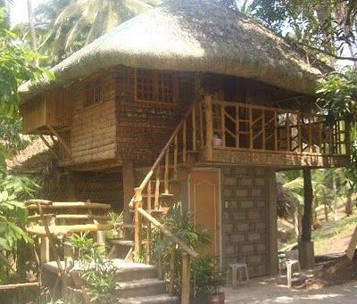 "69 Best Images About Philippine Nipa Hut ""Bahay Kubo"" On Pinterest"