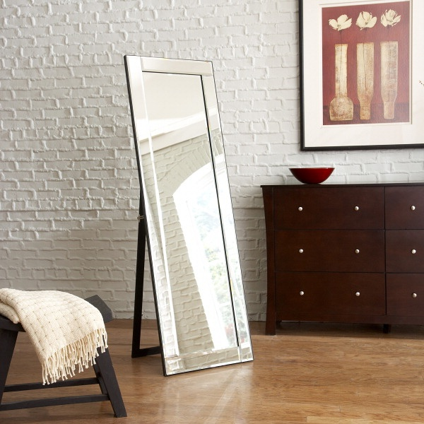 allen  roth Beveled Rectangle Frameless Wall Mirror 95106  Allen roth Mirror and Frameless mirror