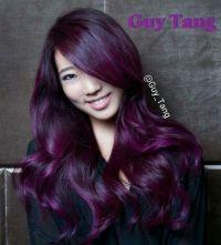 Deep amethyst hair color | hair ideas | Pinterest | Colors ...
