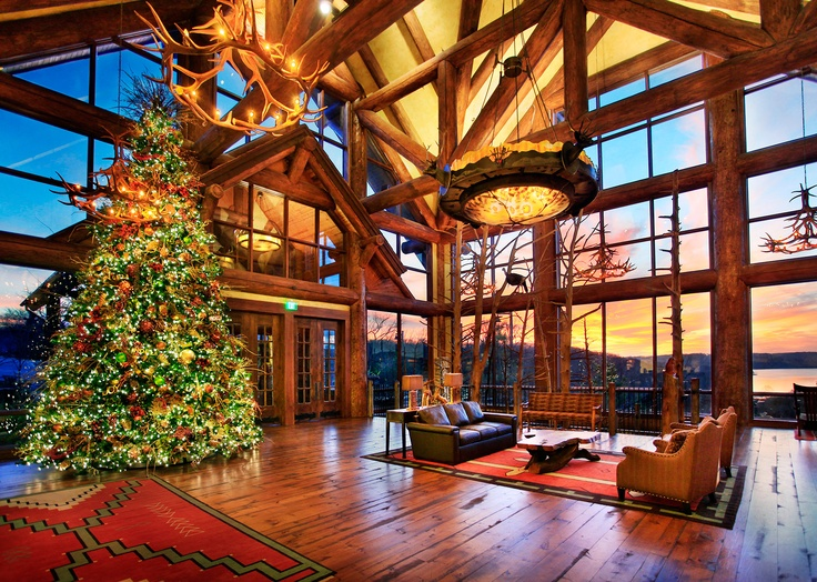 rustic cabin living room decorating ideas style grandview conference center at big cedar | lodge ...
