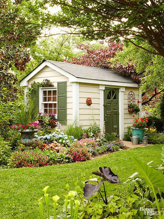 17 Best Ideas About Garden Sheds On Pinterest Sheds Potting