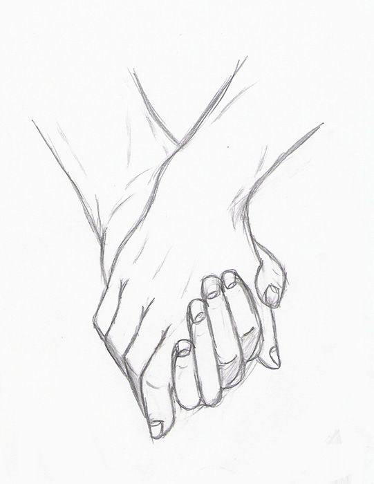 Best 25 Holding Hands Drawing Ideas On Pinterest