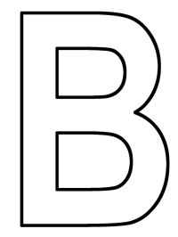 25+ best ideas about Letter b on Pinterest | October ...