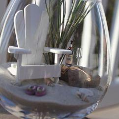 Adirondack Chair Cake Topper Cover Rentals Nj Best 25+ Beach Theme Centerpieces Ideas On Pinterest