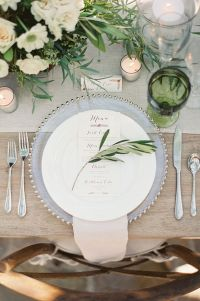 Best 10+ Wedding place settings ideas on Pinterest