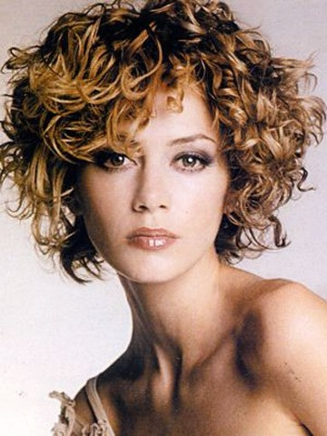 15 Best Images About Shag Haircut Curly On Pinterest Curly