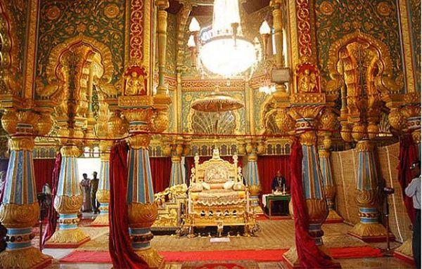 indian palace bedroom Amba Vilas Palace – Mysore Palace, Mysore, India | Castle
