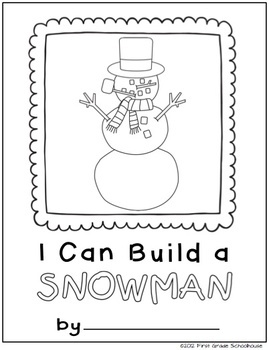 17 Best images about Snowman and Winter Activities on