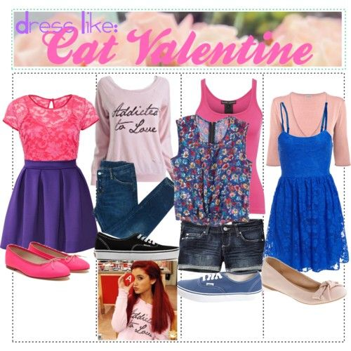 Victorious Cat Style dress  Top Stories What to Wear