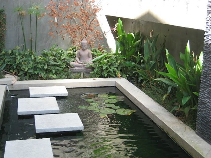 78 Best Images About Modern Zen Garden And Side Yard