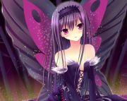 silver haired vampire anime - google