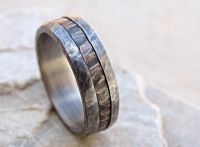 17 Best ideas about Cool Mens Rings on Pinterest | Unique ...