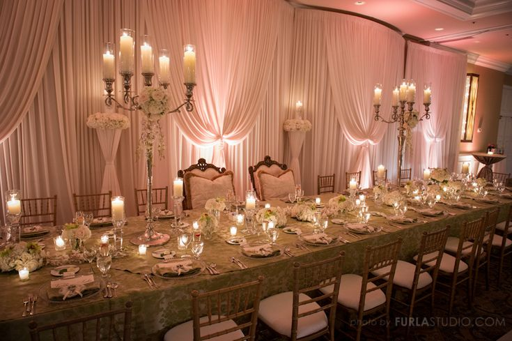 1000+ Images About Head Table Decoration On Pinterest