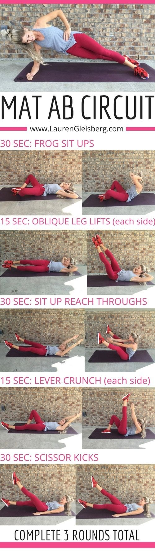 Gym Workouts For Abs And Thighs Leg Butt Toning Circuit Pfitblog The 25 Best Ideas About Ab On Abdominal