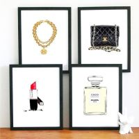 Best 20+ Chanel Wall Art ideas on Pinterest | Chanel print ...