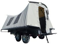 6x12 Tent Trailer