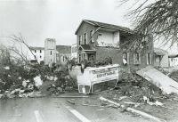 Xenia tornado destruction 1974. | Ohio | Pinterest | Tornados