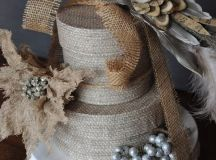 Holiday gift wrapping ideas from creativebag.com | Lorrie ...