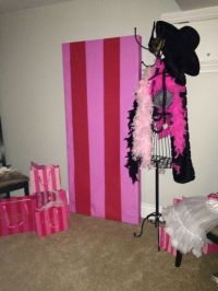 The backdrop for our Victoria's Secret Personal Shower ...