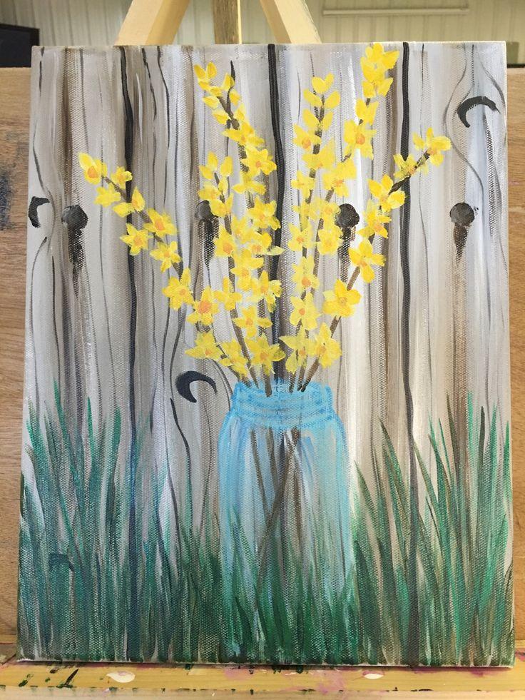 17 Best ideas about Beginner Painting on Pinterest