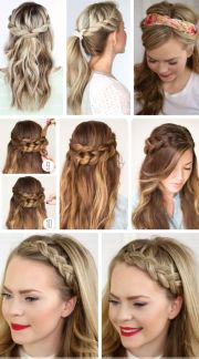 ideas easy hairstyle