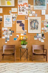 25+ best ideas about Corkboard Wall on Pinterest