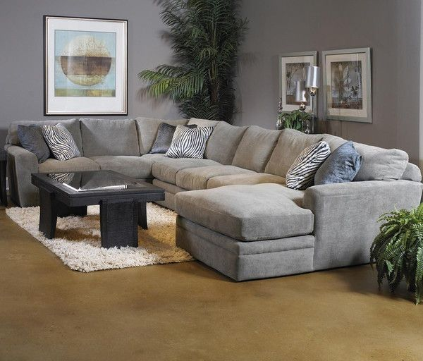 17 Best Images About Oversized Couches On Pinterest
