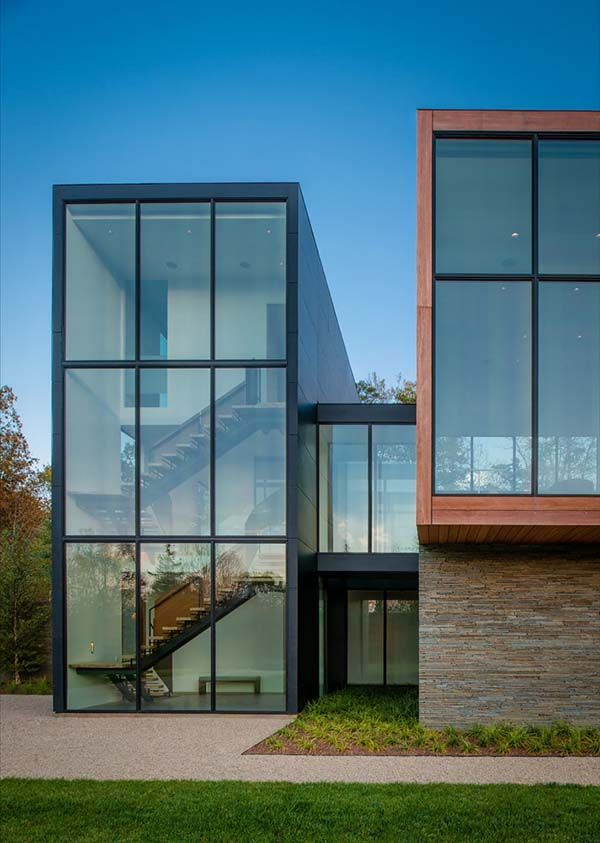 25 best ideas about Modern residential architecture on Pinterest  Modern architecture Glass