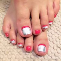 1000+ ideas about White Toenail Designs on Pinterest ...