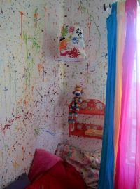 Best 20+ Splatter paint bedroom ideas on Pinterest ...