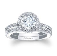25+ best ideas about Round wedding rings on Pinterest