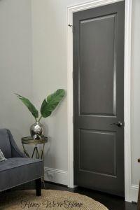 25+ Best Ideas about Painting Interior Doors on Pinterest ...