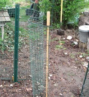 23 Best Images About VEGETABLE GARDEN FENCING On Pinterest
