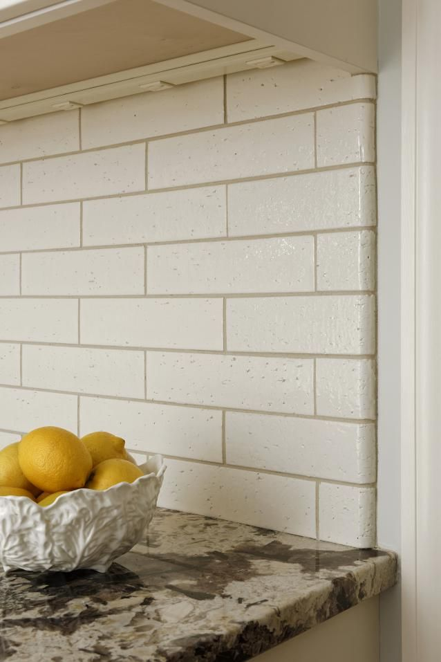 gray kitchen cabinets how much does it cost to do a kyoto beige gloss brick tile with matching bullnose ...