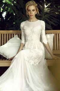 Elegant Wedding Dresses | www.imgkid.com - The Image Kid ...