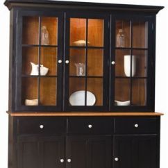 Kitchen Cabinet Buffet Contemporary Island Amish 69